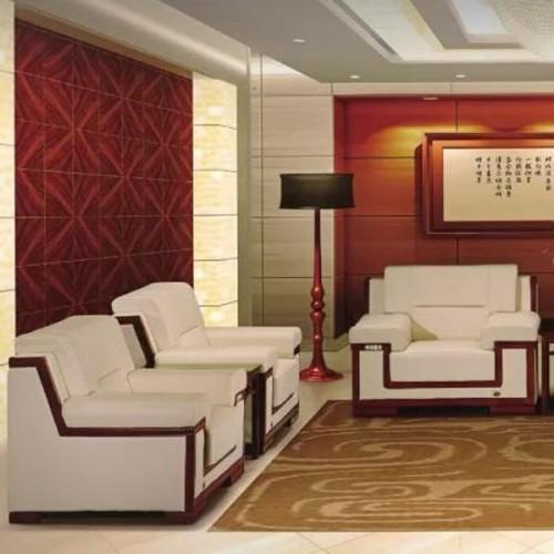 厂家定制贵宾接待沙发商务洽谈沙发  布-6#