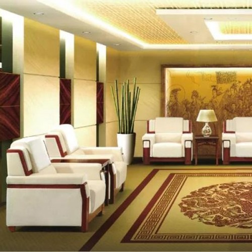 办公商务沙发接待会议室布艺沙发  180#