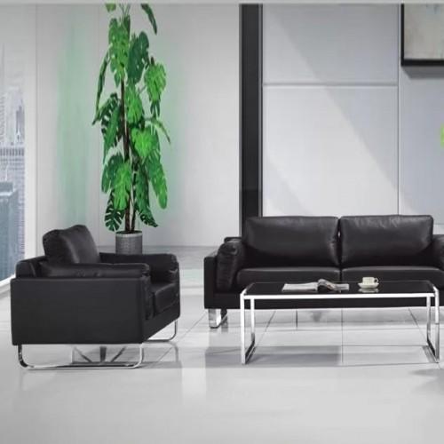老板办公室沙发休闲会客沙发001#