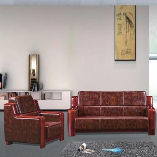 商务会客接待沙发真皮沙发促销价格625#