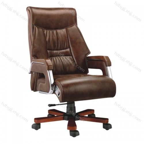 老板椅办公班椅 真皮转椅厂家08#
