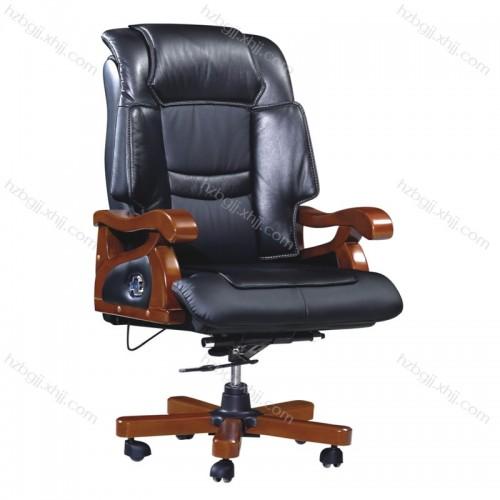 办公旋转椅真皮老板椅班椅定制21#