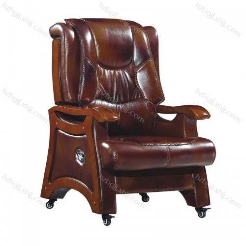 高端定制四脚总裁可躺办公椅大班椅25#