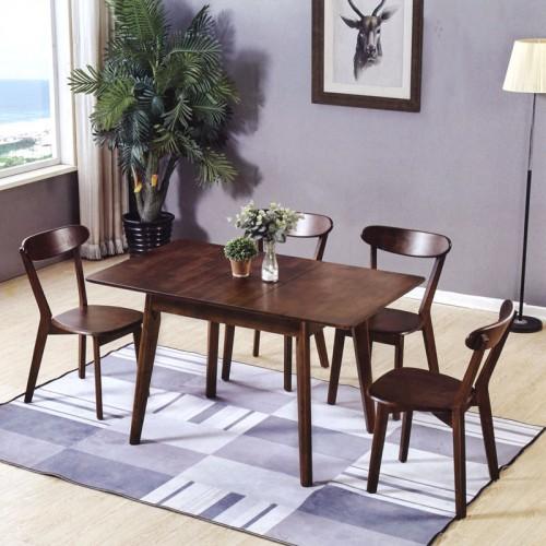 酒店实木桌椅批发价格 长条形餐桌 拉桌#