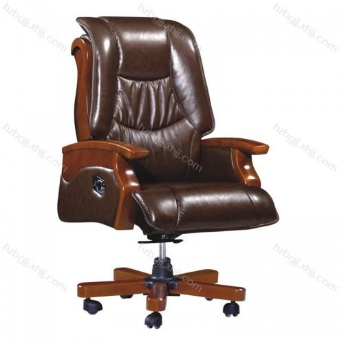 经理老板椅定做 办公真皮班椅直销35#