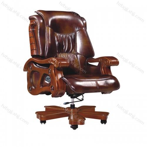 高档老板椅选购 真皮大班椅41#