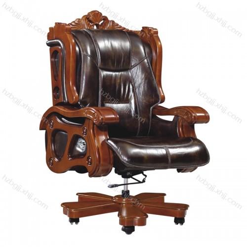 品牌总裁转椅生产厂家 升降真皮班椅42#