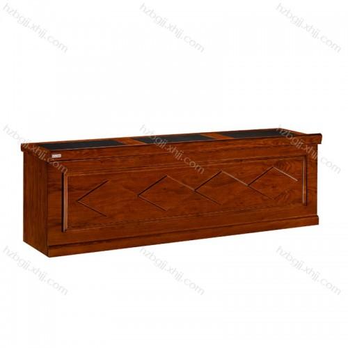 工厂直营实木油漆主席台长条桌MK2407#