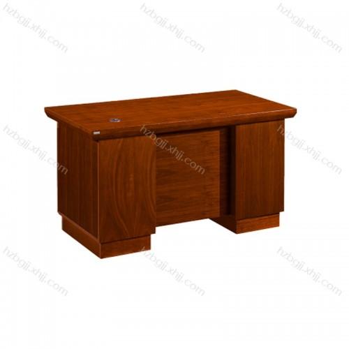 现代实木办公桌单人老板桌现货 MT1608#