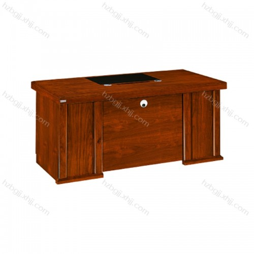 油漆办公电脑桌 实木财务写字台价格 MT1617#