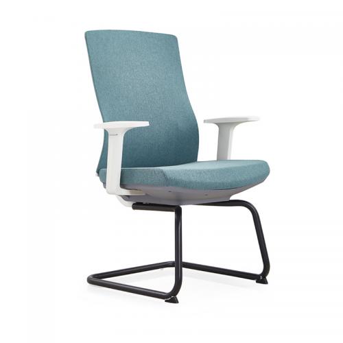 舒适透气弓形椅 职员办公椅电脑椅D30