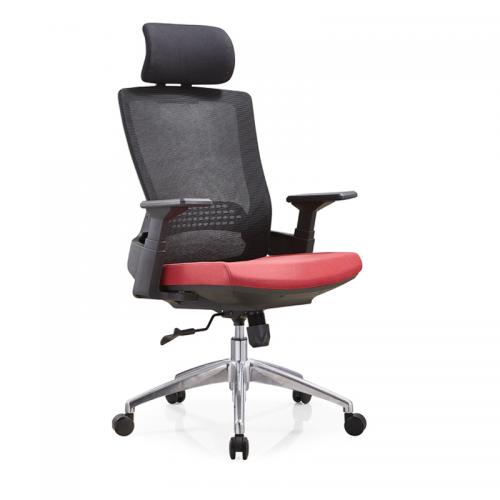 公司职员办公椅护腰升降网布透气电脑椅 A32