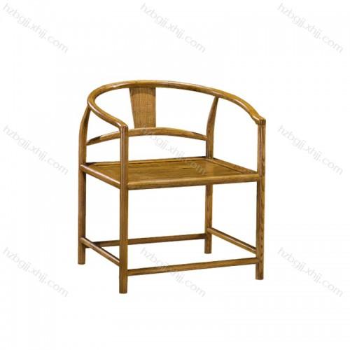 禅意新中式实木圈椅生产定制  04#