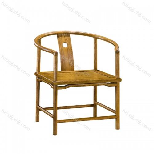新中式实木圈椅官帽椅  03#