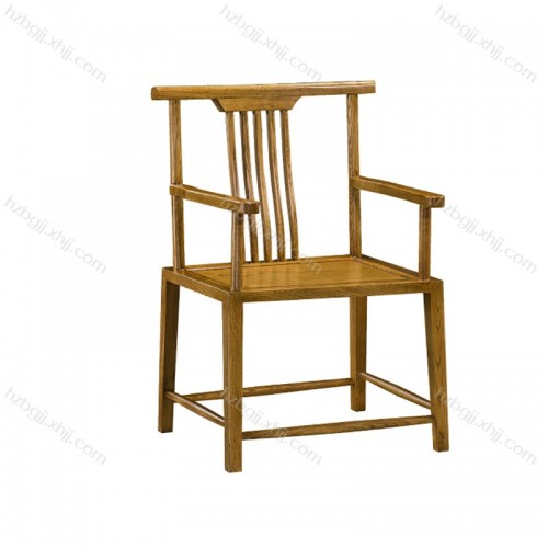 新中式实木太师椅官帽椅 01#