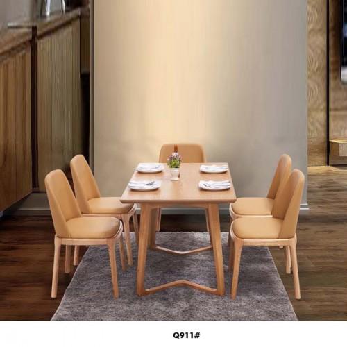 主题餐厅休闲桌椅 北欧风格椅子 Q911#