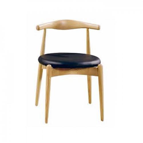 办公室皮质坐垫休闲椅 Q9056#