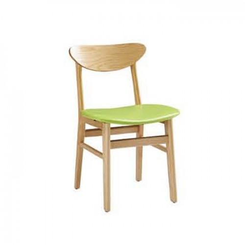 香河小户型餐厅椅子 实木椅子 Q903-2#
