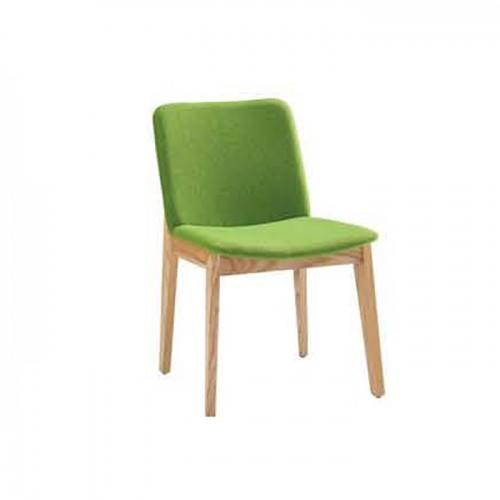 办公室洽谈休闲椅 实木椅子 Q912#