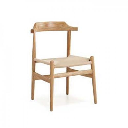 大户型客厅实木休闲椅子 Q1003#