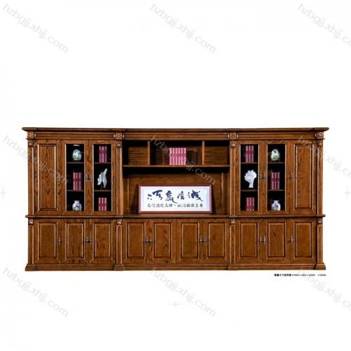 高档办公智奥十门文件柜组合书柜