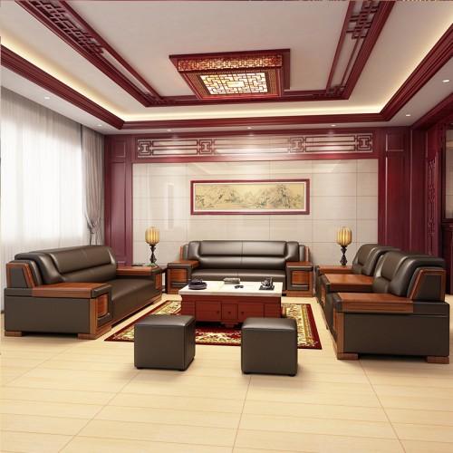 办公沙发商务接待室会客沙发01