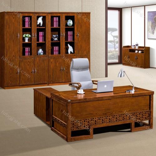 工厂直营时尚大班台油漆老板桌 BT2005#