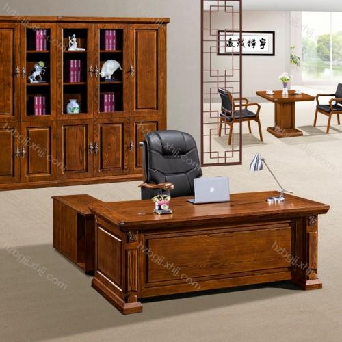 品牌直营高档油漆班台经理办公桌 BT2203#