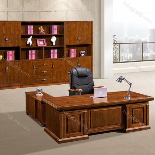 香河现货总裁办公桌大班台老板桌 BT2431#