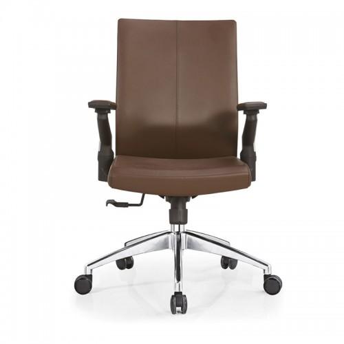 现代升降办公椅职场电脑椅批发B09