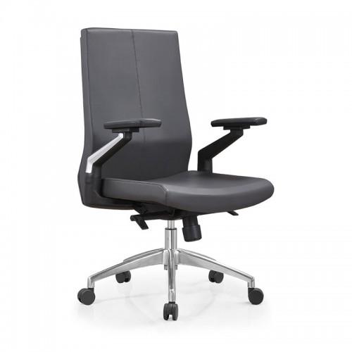 简约可躺电脑椅办公椅皮椅采购B05