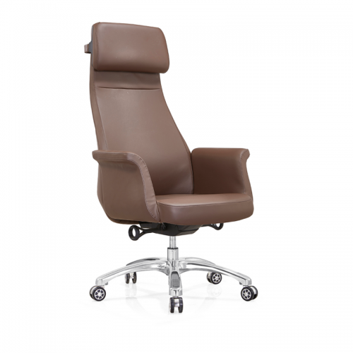 真皮办公椅 高档老板椅定制A38