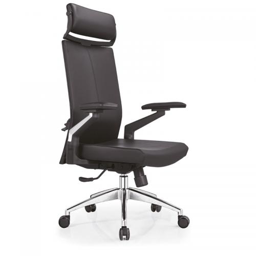老板办公椅 时尚高背经理皮椅A09