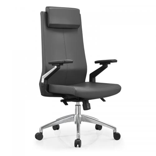 真皮老板椅人体工学椅厂家直销A05