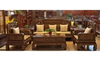 香河蓬莱阁榆木家具