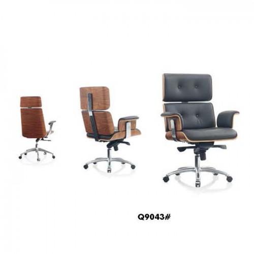 老板大班椅 办公升降转椅 真皮椅Q9043#