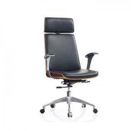 老板转椅生产厂家 升降真皮椅Q9042#