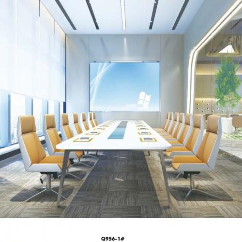 高档老板椅真皮会议椅定制Q956-1#