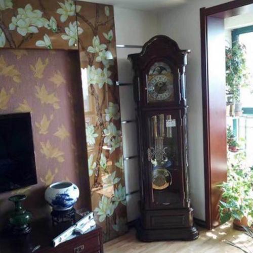 工厂直销欧式古典报时座钟中式复古立钟41
