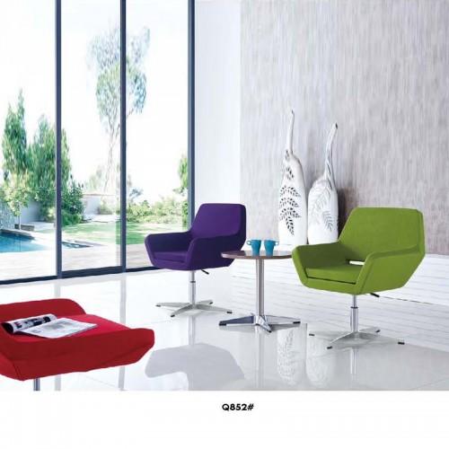 商务升降休闲椅创意单人沙发椅Q852#