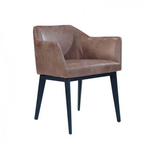 时尚现代休闲椅软包洽谈椅Q9030#