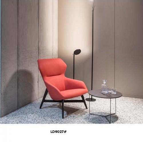 休闲椅北欧简约现代单人沙发椅LD9027#