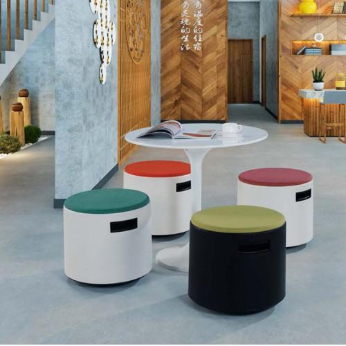 现代简约时尚坐凳休闲办公凳Q9023#