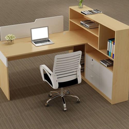 屏风办公桌办公家具现代职员办公桌厂家直销