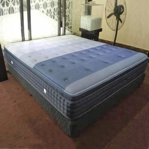 透气弹簧床垫1.8米加厚床垫 08