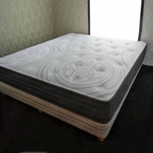 1.8米弹簧静音床垫定制厂家 10
