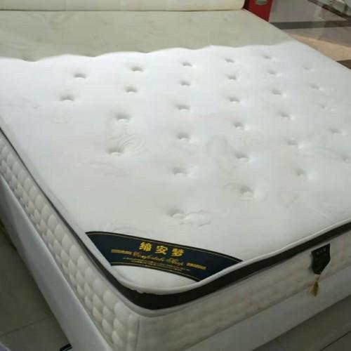 双面可用环保双人床垫11