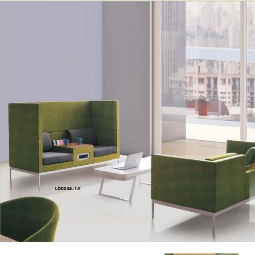 厂家直销 环保休闲沙发 多功能沙发LD0045-1#