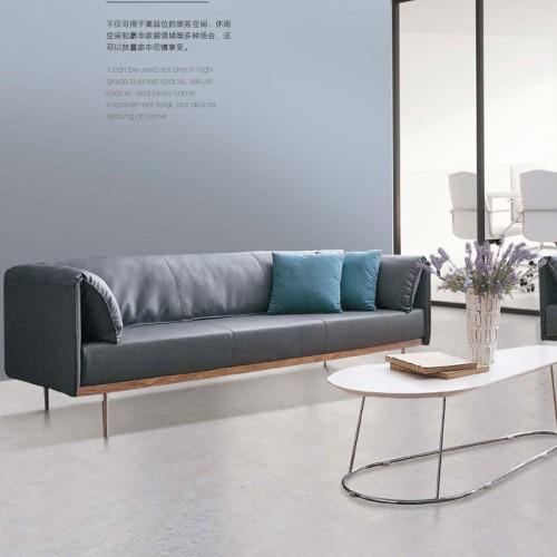 时尚沙发轻奢极简洽谈沙发采购价格LD0075#