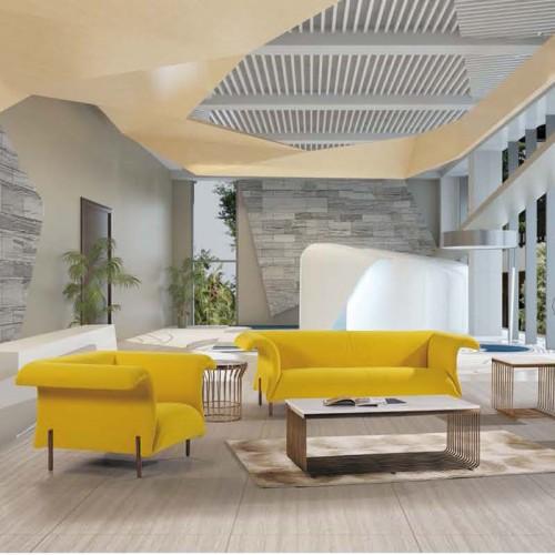 创意休闲沙发会客接待沙发生产厂家LD9001#